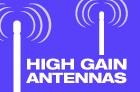 High Gain Antennas