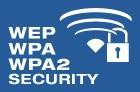 WEP/WPA/WPA2 Security
