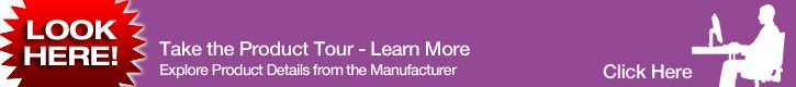 Manufacturer's Product Tour - Click Here