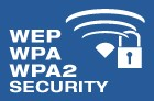 WEP/WPA/WPA2 Security