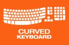Curved Keyboard