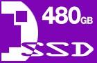 480GB SSD