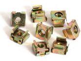 StarTech.com STARTECH  CAGE NUTS FOR CAB RAILS (StarTech.com: CABCAGENUTS)