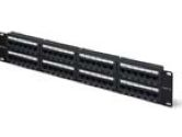 BELKIN CABLES BELKIN CABLES  CAT6 48PT PATCH PANEL 568AB (Belkin Components: F4P638-48-AB5)