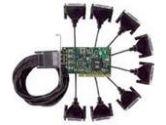 Digi International 4port DB9M Fan-Out Cable for AccelePort XP (Digi International: 76000528)