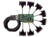 Digi International 8port DB25M DTE Fan-Out Cable for AccelePort XP (Digi International: 76000523)