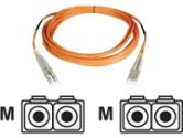 Tripp Lite 50M Duplex MMF Cable LC/LC 50/125 Fiber (Tripp Lite: N520-50M)