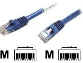 StarTech.com Startech Blue Snagless Cat.5E/350Mhz Cross. Patch Cable,25FT (STARTECH.COM: RJ45CROSS25)