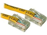 CABLES TO GO 24511 7 ft. Cat5E Crossover Patch Cable (CABLES TO GO: 24511)