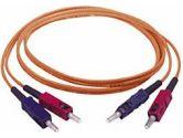 Cables To Go 10M Duplex SC-SC 62.5/125 Multimode Fiber Optic Cable (CABLES TO GO: 09167)