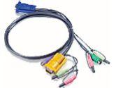 ATEN PS/2 KVM Cable for CS1758 3' (ATEN: 2L5301P)