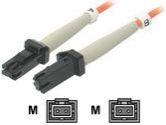 StarTech.com 15m Duplex MM FiberOptic Cable MTRJ-MTRJ (StarTech.com: FIBMTMT15)