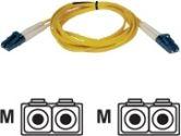 Tripp Lite 5-meter Duplex Singlemode Fiber Patch Cable LC/LC (Tripp Lite: N370-05M)