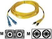Tripp Lite 5-meter Duplex Singlemode Fiber Patch Cable SC/ST (Tripp Lite: N354-05M)
