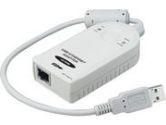 Tripp Lite USB 10/100 Ethernet Adapter A/RJ45F (Tripp Lite: U217-000-R)
