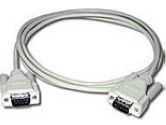 Cables Unlimited Cables To Go Cables To Go  10FT CBL SERIAL DB9M-DB9M STRAIGHT (CABLES TO GO: 09449)