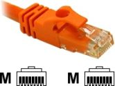 CABLES TO GO 31382 5 ft. Cat6 550 MHz Snagless Crossover Cable (Cables to Go: 31382)