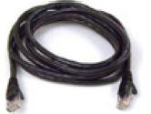 BELKIN CABLES BELKIN CABLES  25FT PATCH CABLE BLK FAST CAT 5 (Belkin Components: A3L850-25-BLK-S)
