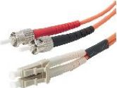BELKIN CABLES BELKIN CABLES  1M DUPLEX FIBER OPTIC CABLE (Belkin Components: F2F202L0-01M)