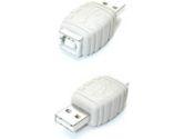 StarTech.com STARTECH STARTECH  USB adapter - 4 pin USB Type A (M) - 4 pin USB Type B  (StarTech.com: GCUSBABMF)