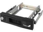 "StarTech HSB100SATBK 5.25"" Tray-Less SATA Hot-Swap Bay (StarTech.com: HSB100SATBK)"