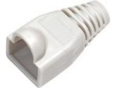 StarTech.com STARTECH  Single Pack - Grey Network Cable Boot / Clip Protector for Network Patch Cables (STARTECH: RJ45CLIPGR)