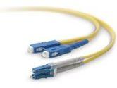 BELKIN CABLES BELKIN CABLES  Network cable - LC single mode - male - SC single mode - male - 6.6 ft - fiber o (Belkin Components: F2F802L7-02M)