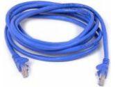 BELKIN CABLES BELKIN CABLES  SP CAT5E SNGLSS PATCH CBL RJ45M/M10 BLUE (Belkin Components: SIGC5E-10-BLU-S)