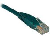 TRIPP LITE  Tripp Lite CAT5e 350MHZ Network PATCH CABLES  - RJ-45 (M)/RJ-45 (M) - 5-feet - G (TRIPP LITE: N002-005-GN)