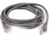 BELKIN CABLES BELKIN CABLES  3FT GRAY SP CAT5E SNGLSS PATCH (Belkin Components: SIGC5E-03-GRY-S)