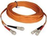 Tripp Lite 5M Duplex MMF Cable SC/SC 50/125 Fiber (Tripp Lite: N506-05M)