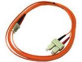Transition Networks 1 m/3 ft 10-Gigabit Optimized Multimode Fiber Patch Cord LC to SC (50/125µm Duplex) Purple (Transition Networks: FPC-MD5G-LCSC-01M)