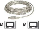 IOGEAR 10ft IEEE 1394 4-Pin to 4-Pin Cable (IOGEAR: G2L13944-10)
