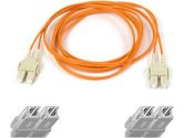 Belkin Multimode SC/SC Duplex Fiber Patch Cable 100 feet (Belkin Components: A2F20277-100)