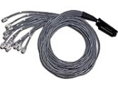 CABLES UNLIMITED CABLES UNLIMITED  5FT CAT5 TELCO 180  TELCO 50M (12) RJ45 (CABLES TO GO: 14992)