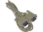 AXIS COMMUNICATIONS  Serial NULL Modem cable for 2100  2110  2120  2420 (AXIS COMMUNICATIONS: 18610)