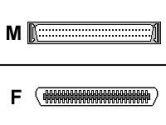 APC (American Power Conversion) APC  ADAPTER SCSI MD68 M/CENTRONICS (APC: 5241)