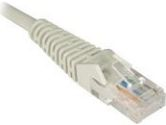 TRIPP LITE N001-100-GY 100 ft. Snagless Cat5e Molded Patch Cable (TRIPP LITE: N001-100-GY)