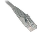 TRIPP LITE TRIPP LITE  50FT CAT6 GRAY GIGABIT PATCH CABLE SNAGLESS (Tripp Lite: N201-050-GY)