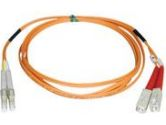 TRIPP LITE TRIPP LITE  Patch Cable - SC - Male - LC - Male - 15 M - Fiber optic - Orange (Tripp Lite: N316-15M)