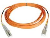 TRIPP LITE TRIPP LITE  Patch Cable - LC - Male - LC - Male - 13 feet - Fiber optic - Orange (Tripp Lite: N320-04M)