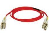 TRIPP LITE TRIPP LITE  5M DPLX MM 62.5/125 RED FB CABLE LC/LC (Tripp Lite: N320-05M-RD)