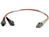 TRIPP LITE  Fiber optic cable - LC (M) - ST (F) - 1 ft (TRIPP LITE: N457-001-62)