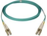 TRIPP LITE TRIPP LITE  Patch cable - LC multi-mode (M) - LC multi-mode (M) - 2 m - fiber optic - 50 / 1 (Tripp Lite: N820-02M)