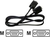 3M  RS232 TOUCH CABLE  BLACK (3M: 33545)
