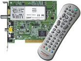 Hauppauge WinTV-GO-Plus 125 Channel Cable-Ready PCI TV Tuner (HAUPPAUGE: 1034-CANADA)