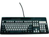 UNITECH  POS Keyboards KP3700 Programmable Keyboard - Cable - 104 keys - QWERTY - PS/2 - (UNITECH: KP3700-T3PWE)
