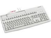 Cherry Keyboard Cherry - POS programmable Cherry - POS programmable  G81-8000 Keyboard  Lt Grey  PS2  w/ 3 Track MSR  US 104 layout. Mech. switches (CHERRY: G818000LPDUS0)