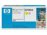 HP HP Color LaserJet 3800 Yellow Cartridge (Hewlett-Packard: Q7582A)