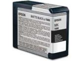 Epson Stylus Pro 3800 Matte Black Ink Cartridge (Epson: T580800)